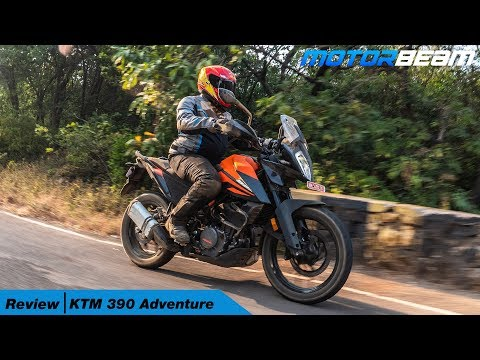 KTM 390 Adventure Review - More Of A Tourer | MotorBeam