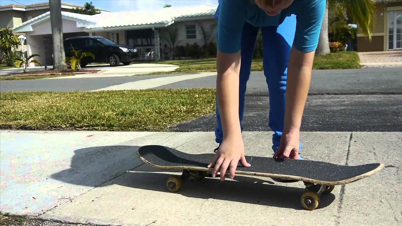 How to do a fakie bigspin