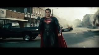 Халк против супермена.