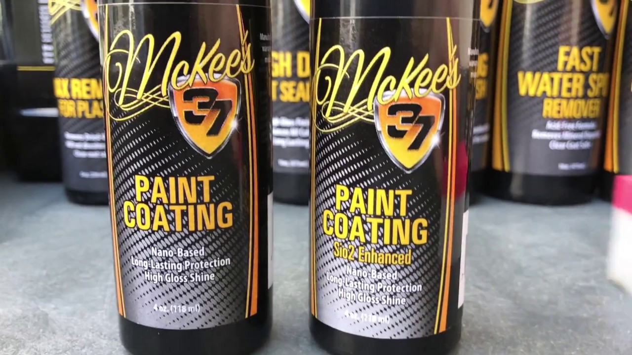 Mckees 37 Paint Coating Review >> Mckee S 37 Paint Coating Sio2 Enhanced Waxmode Review Youtube