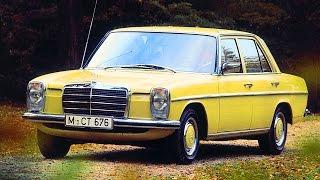 Mercedes w114 / w115 Stroke Eight #mercedesw115