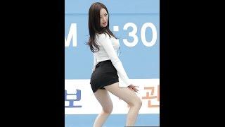 [16.09.25] 달샤벳(Dalshabet) 우희-조커(Joker) [안산 희망마라톤] 직캠 by 포에버