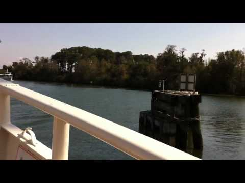 WDW Ferry - Magic Kingdom to Fort Wilderness Campground