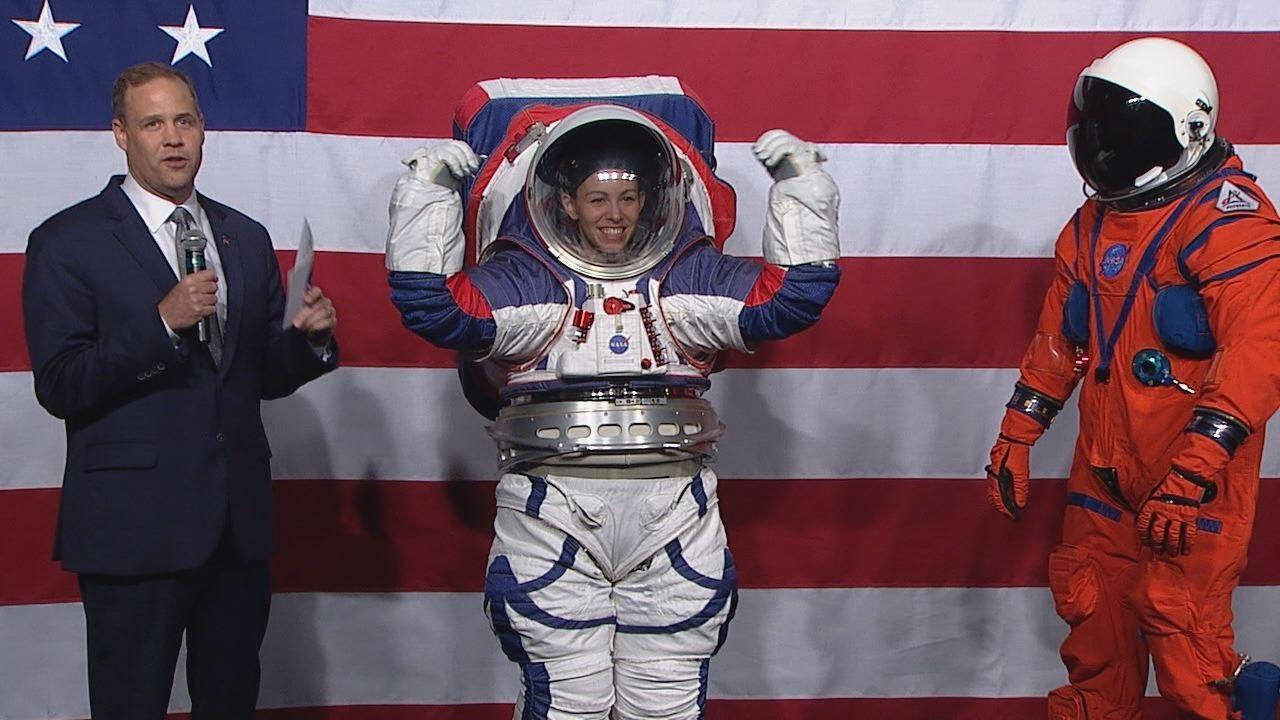 Картинки по запросу A New Spacesuit for Artemis Generation Astronauts