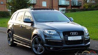 Audi Q7 3.0T S Line 2012 Videos