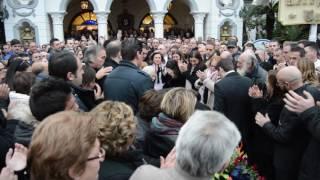 """I funerali del """"Boss delle Cerimonie"""", don Antonio Polese"""