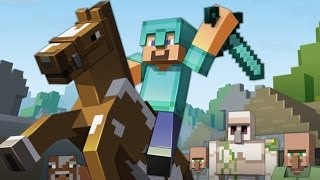 Minecraft LP-Шаурма на ракете №1 Начало