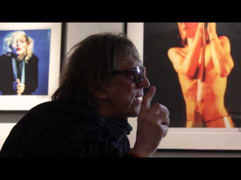 Meet Great Minds: Mick Rock