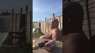 Grumpy man reacts to Man Don't Dance