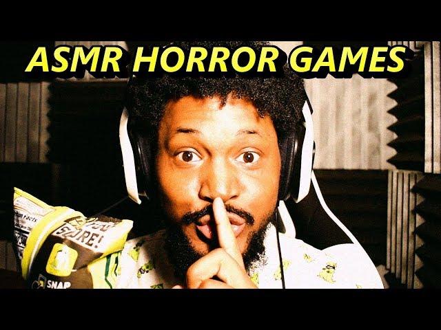 ASMR HORROR GAMES