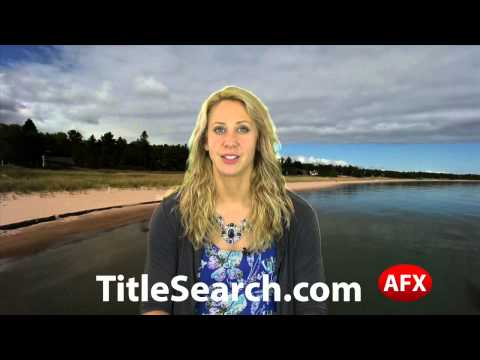 Property Title Records In Houston County Minnesota | AFX