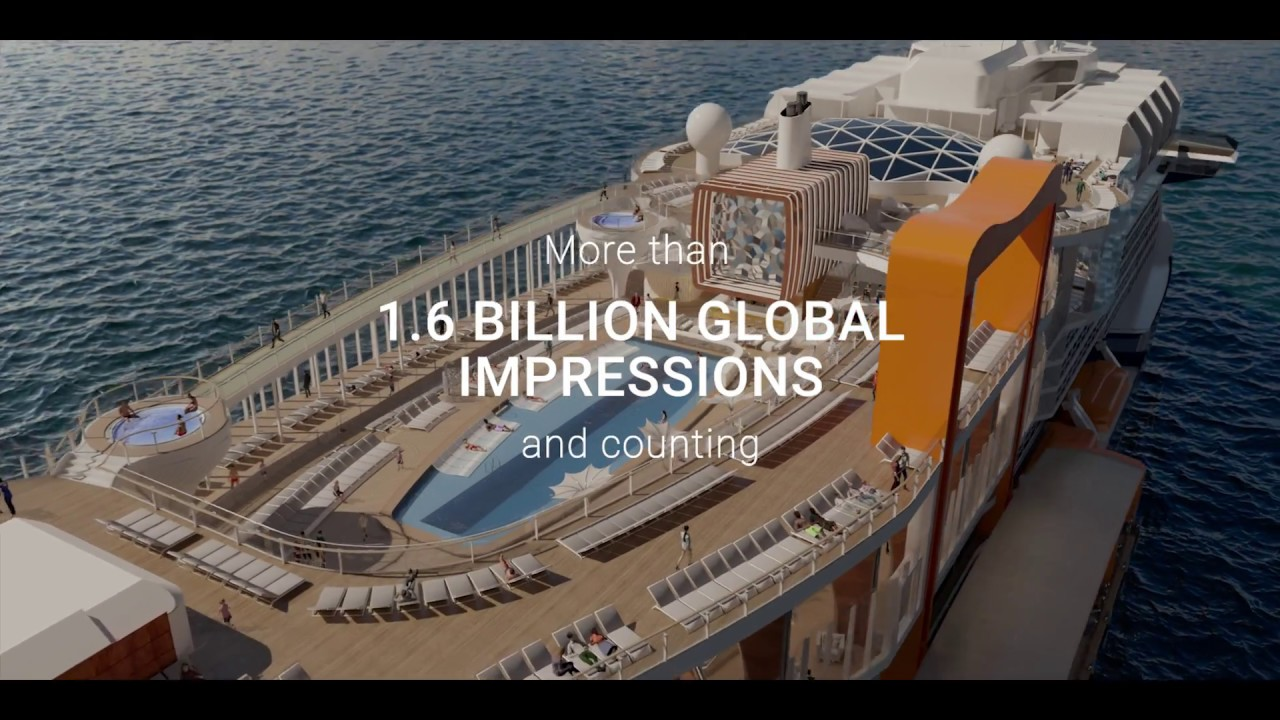 Celebrity Edge Youtube