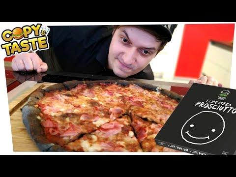 Die CONCRAFTER-PIZZA selber machen - nur geiler! 😜🍕🍕 Copy & Taste #CaT