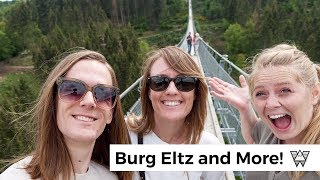 Burg Eltz Castle (and MORE!) - Exploring the German Mosel Region