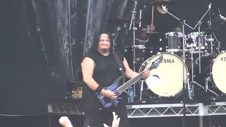 Fear Factory - Demanufacture (live at the Melbourne Showgrounds, Soundwave 2015).