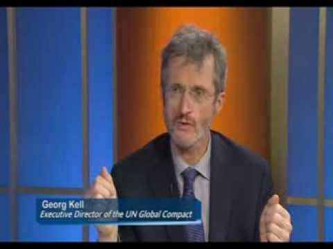 Global Connections TV - Interview with Georg Kell