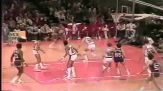 Pete Maravich 1978 New Orleans Jazz vs. Portland Trail Blazers FULL GAME Part 1