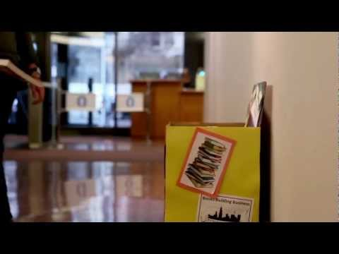 Books for Cambodia, Fashion for Marginalized Women - Loyola's Quinlan School of Business Video