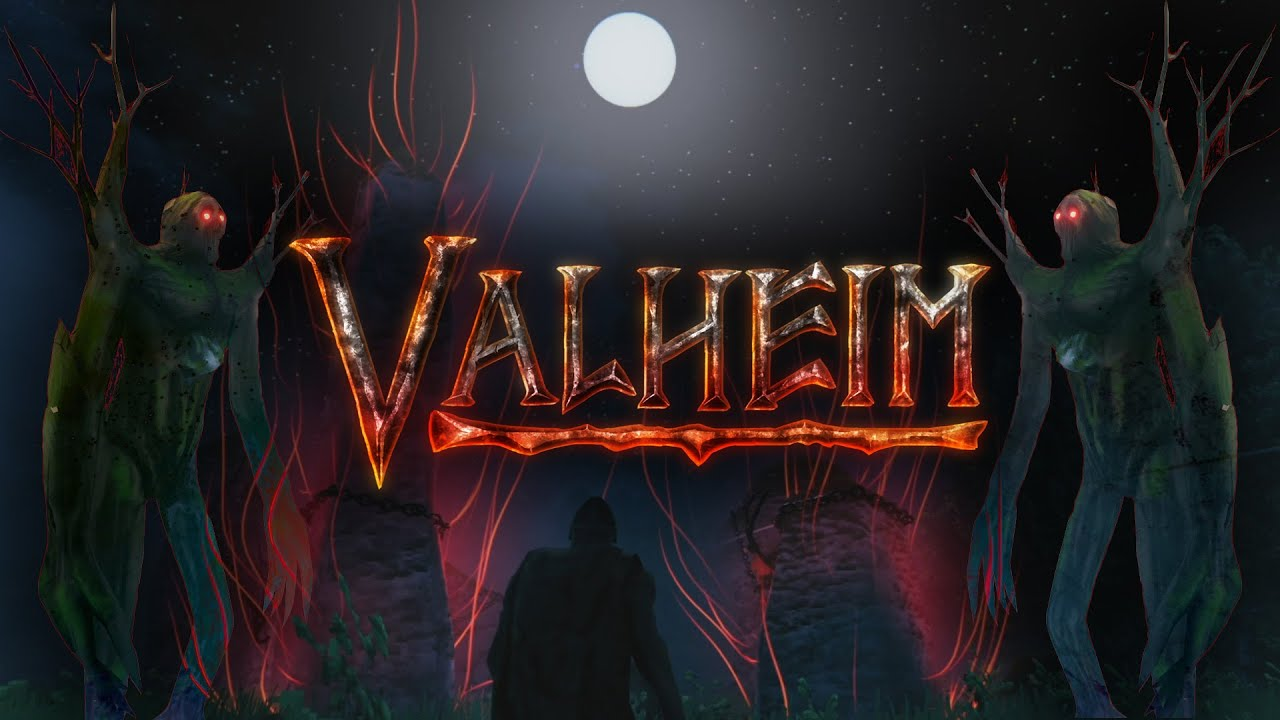 In search for the second Forsaken - Valheim gameplay ep3