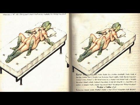 Die 10 Mysteriösesten Bücher Der Welt!