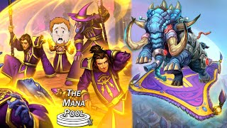 Dodging ALL the Bombs w/ Rez Priest! | Hearthstone