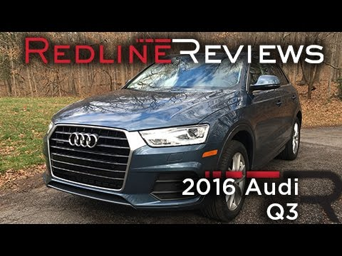 2016 Audi Q3 – Redline: Review