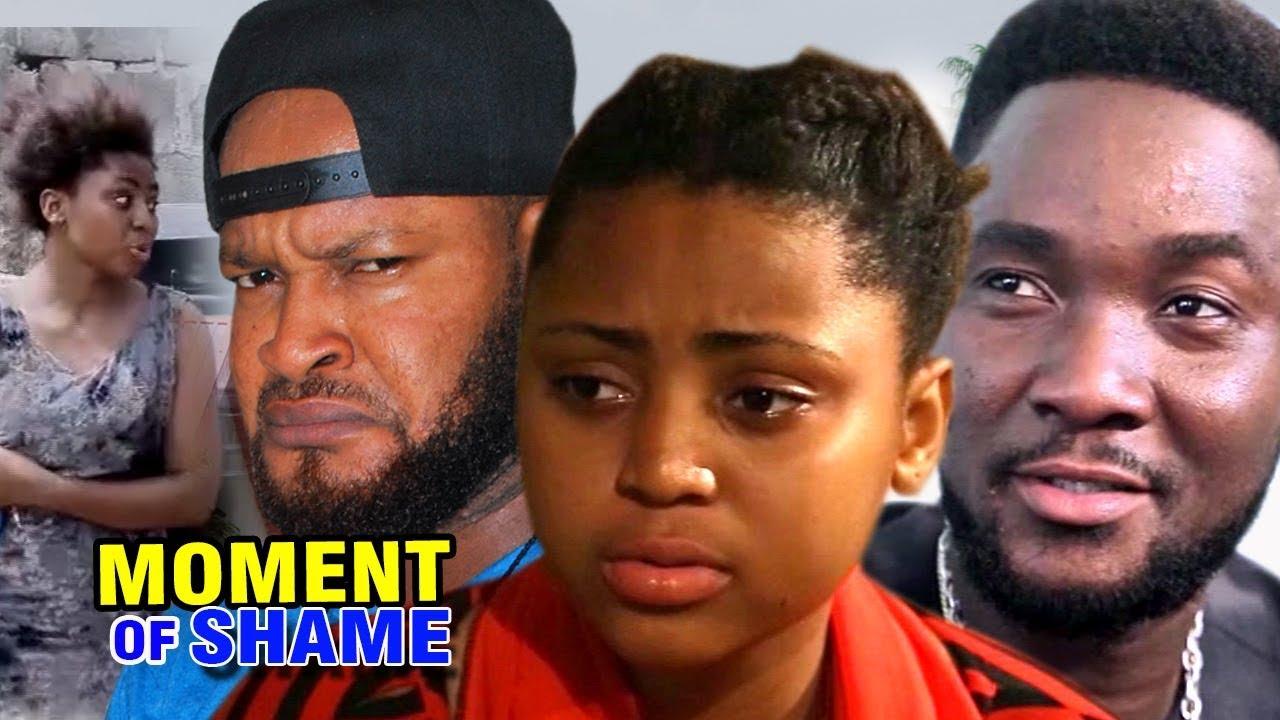 Download Moment Of Shame Season 1 - Regina Daniels 2017 Newest | Latest Nigerian Nollywood Movie