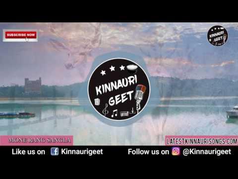 Kinnauri song Mone Rang sangla by Mansi Negi