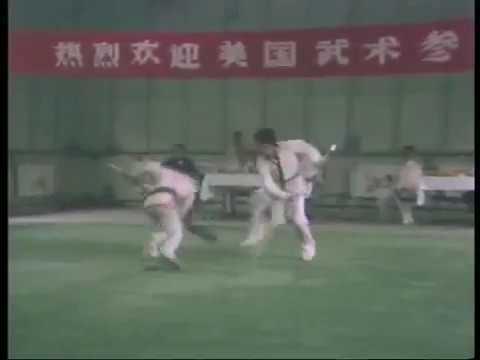 Vol. 1- Kung Fu Diplomacy - Documentary - 120min