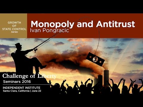 Monopoly and Antitrust | Ivan Pongracic