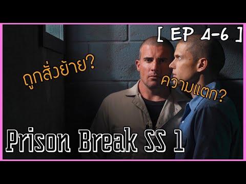 [EP46] แผนลับแหกคุกนรก [สปอยหนัง] Prison Break 1 :แผนแตกแล้ว?