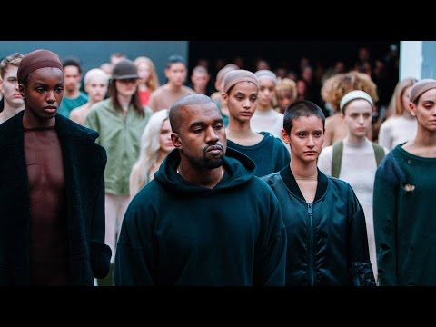 757a3ccb1 adidas Originals x Kanye West Yeezy Season 1 Presentation - YouTube