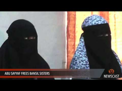 Abu Sayyaf frees 2 filmmakers in Sulu