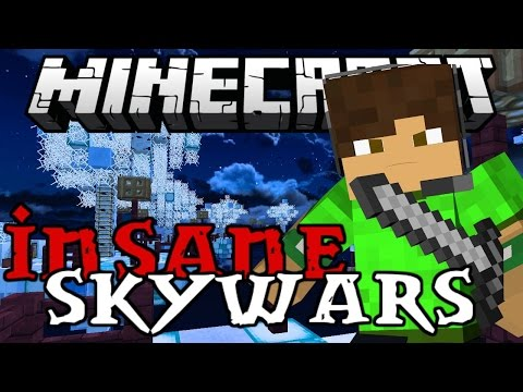 Minecraft INSANE SKYWARS |