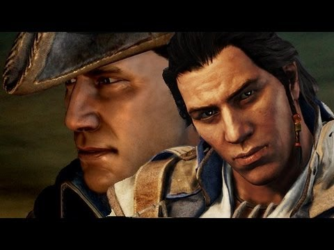 Assassin's Creed 3 - Connor & Haytham [Vost FR]