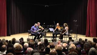 Mozart: Flute Quartet in A major K.  298