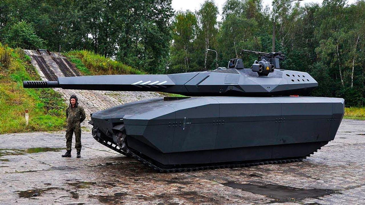 10 معدات عسكرية حديثة بالتأكيد لم تسمع عنها من قبل .. !!