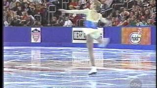 Tara Lipinski - 1998 United States Figure Skating Championships, Ladies' Short Program