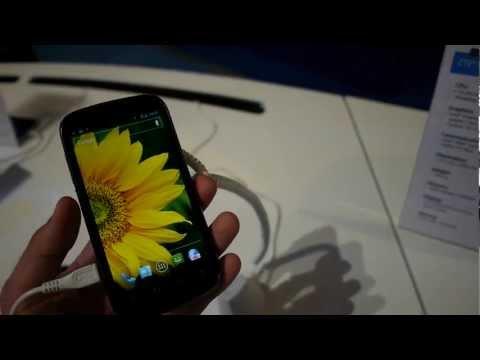 ZTE Grand X Smartphone im Hands On [DE]