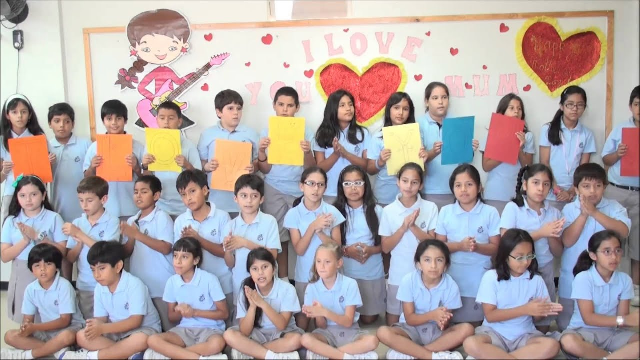 St. George's College | Mother's Day 2013 | Grade 4 Tigers - YouTube