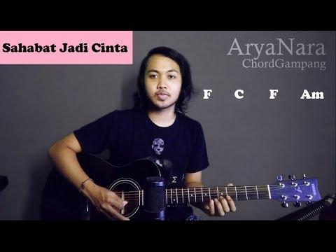 Chord Gampang (Sahabat Jadi Cinta - Zigas) By Arya Nara (Tutorial Gitar) Untuk Pemula