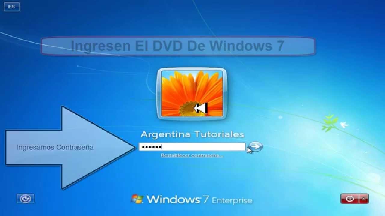 ✅ Entrar a windows 7 sin contraseña 👍 - YouTube