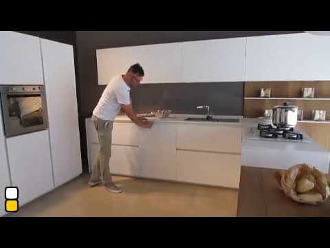Come progettare la tua cucina moderna: il piano lavoro | Interior ...