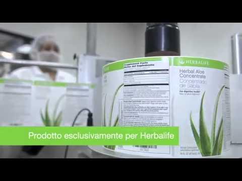 herbalife aloe vera serve per perdere peso
