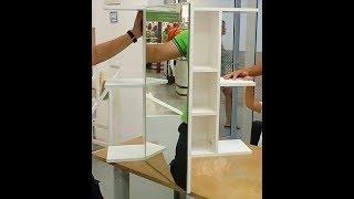 Шкафчик с зеркалом для ванной своими руками вместе с Леруа Мерлен (часть 1 - Изготовление)