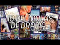 10 Películas de Drama (Que me hicieron llorar)