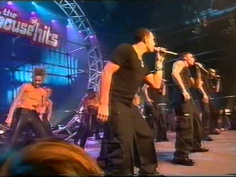 Five - Keep On Movin' (live on House Of Hits)
