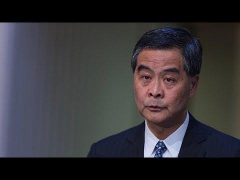 Fmr. H.K. Leader Leung on Electoral Revamp, Housing Shortage