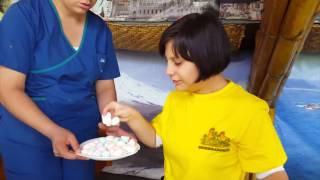 Ejército Ecuatoriano - Fundación Virgen de la Merced documental 2016