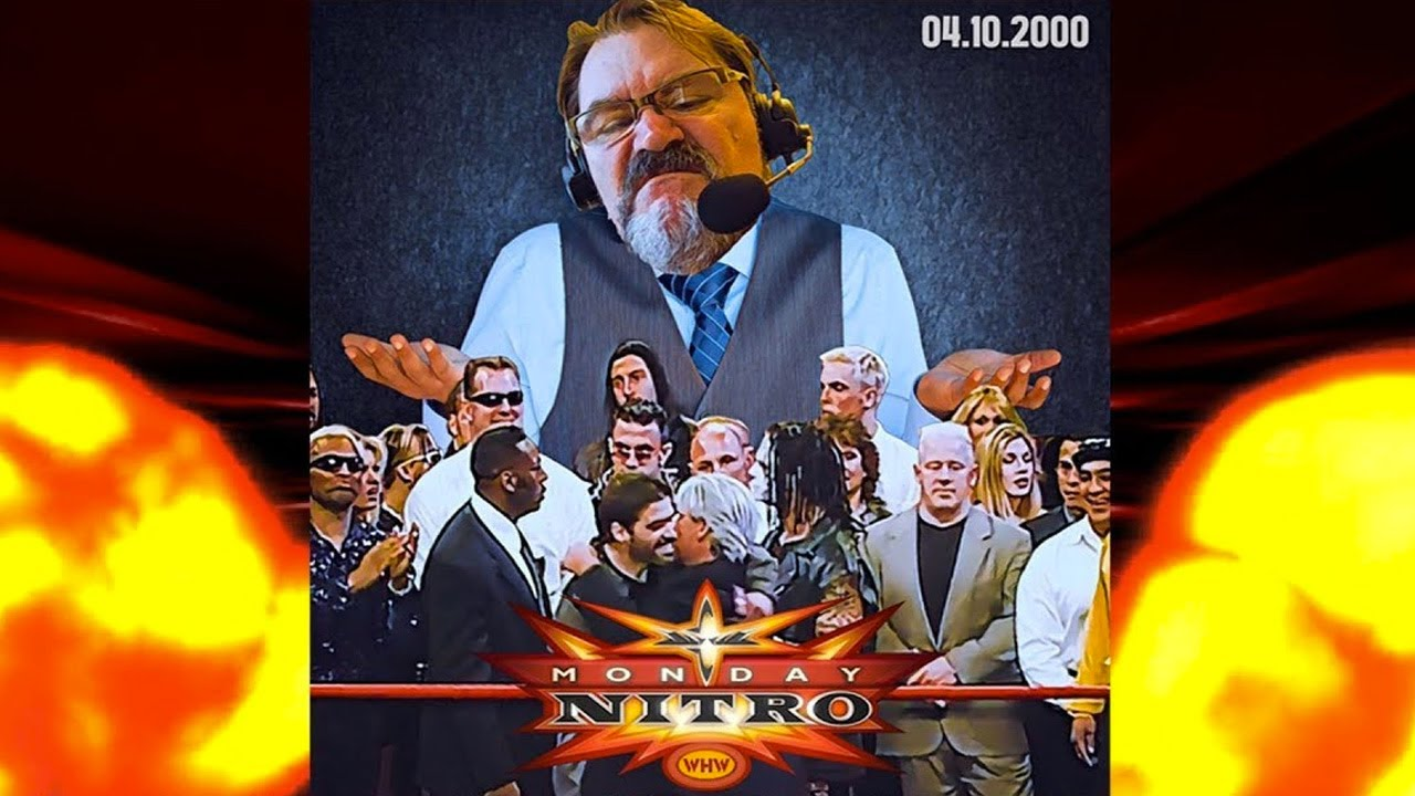 WHW #117: WCW Nitro 4/10/2000